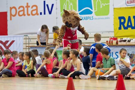 """BK """"Jēkabpils"""" aicina uz """"Basketbola dienu"""""""
