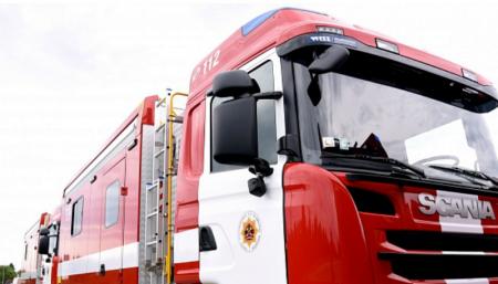 Zemgalē ugunsdzēsēji glābēji 29 reizes likvidēja spēcīgā vēja radītās sekas
