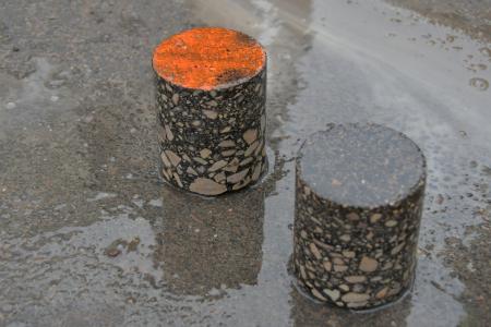 Jēkabpilī, Zaļajā ielā veiks atkārtotus kontrolurbumus asfalta segumā
