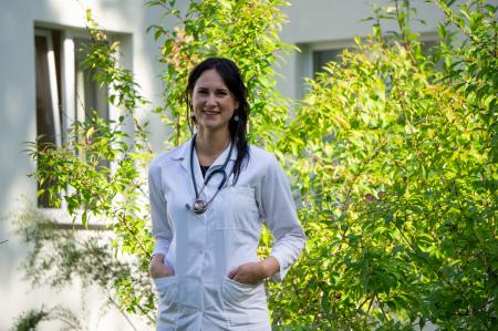 Topošā rezidente bērnu neiroloģijā – Arita Elizabete Rakšte