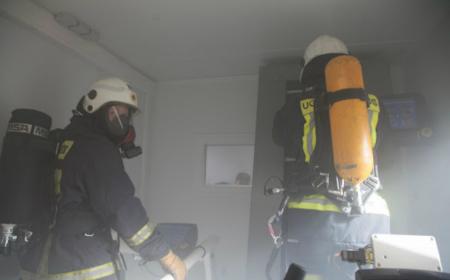 Jēkabpilī piektdien ugunsgrēkā daudzdzīvokļu mājā – divi bojāgājušie