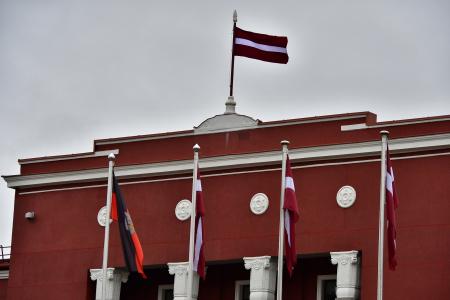 Jēkabpilī valsts svētku 18. novembra svinīgais sarīkojums pārcelts uz 2021.gada 4.maiju (APBALVOJAMO SARAKSTS)